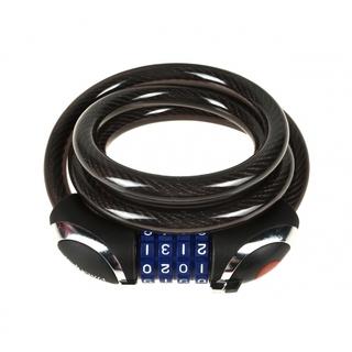 Велозамок кодовый с подсветкой Vinca sport 101.562