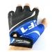 Велоперчатки Vinca sport VG 924 blue