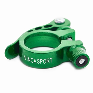 Зажим подседельного штыря на эксцентрике Vinca sport 31.80 мм