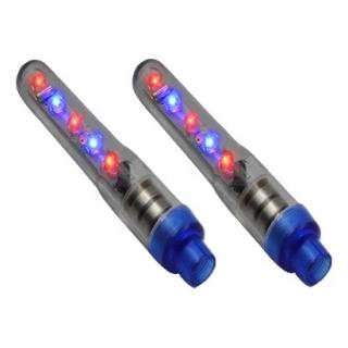 Комплект светящихся насадок на ниппель Vinca sport VL 503C-3