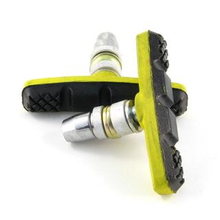 Тормозные колодки Vinca sport VB 262 yellow/black