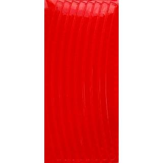Набор светоотражающих накладок Vinca sport STA 114 orange