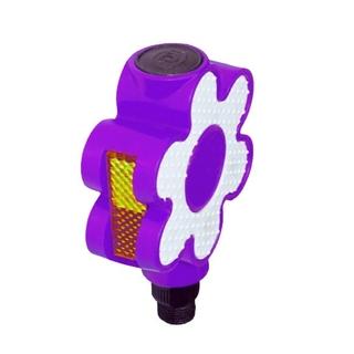 Педали пластиковые детские Vinca sport VP 851 violet