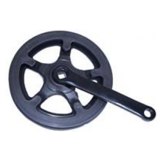 Комплект шатунов Vinca sport 40/170 мм, под квадрат c пластиковой защитой