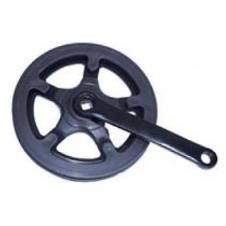 Комплект шатунов Vinca sport 42/170 мм, под квадрат c пластиковой защитой
