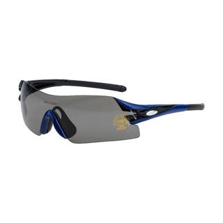 Велоочки со сменными линзами Vinca sport VG 25 black blue