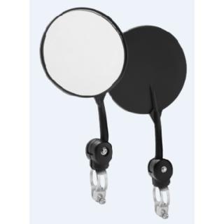 Зеркало с креплением на руль Vinca sport диаметр 80 мм