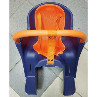 Велокресло детское с креплением на багажник Vinca sport VS 803 dark blue
