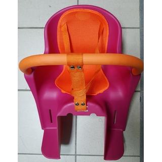 Велокресло детское с креплением на багажник Vinca sport VS 803 violet