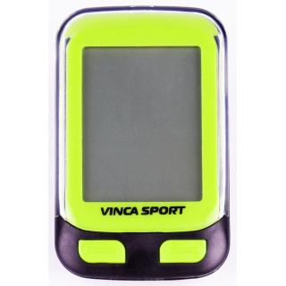 Велокомпьютер проводной с подсветкой экрана