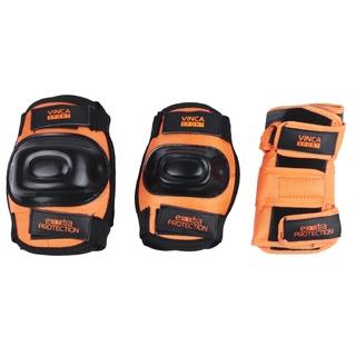 Комплект детской защиты оранжевый, размер M